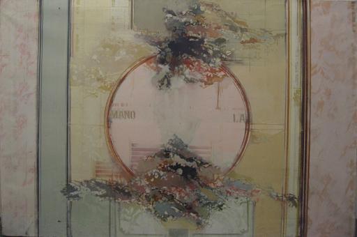 Fernando DE FILIPPI - Pittura - Composizione, la mano, 1964