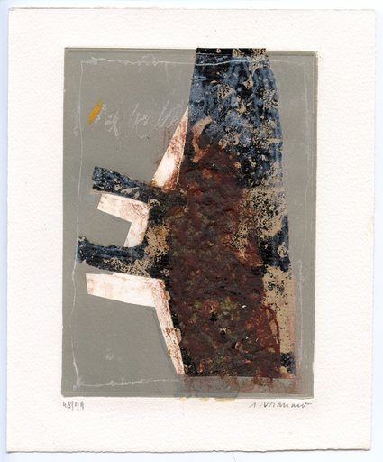 James COIGNARD - Grabado - GRAVURE SIGNÉ CRAYON NUM/99 HANDSIGNED NUMB ETCHING