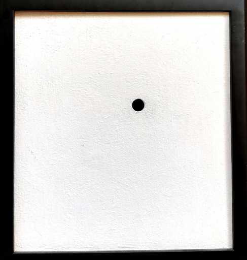 Jean MAS - 绘画 - Trou Blanc