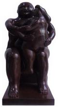 费尔南度‧波特罗 - 雕塑 - Los Amantes