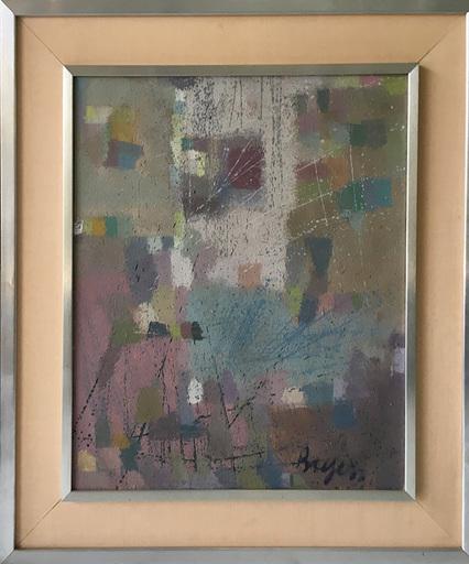 Camille BRYEN - Pittura - Composition 563