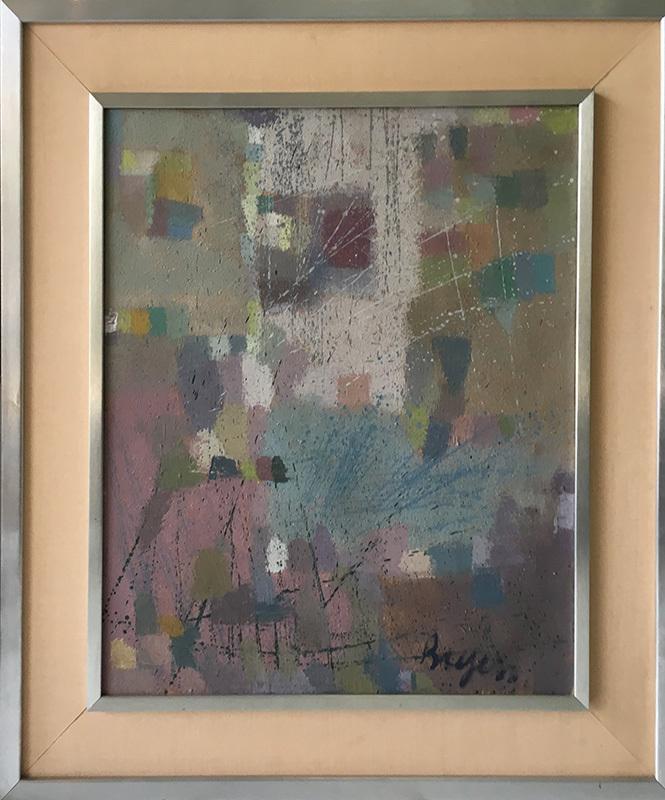 Camille BRYEN - Peinture - Composition 563