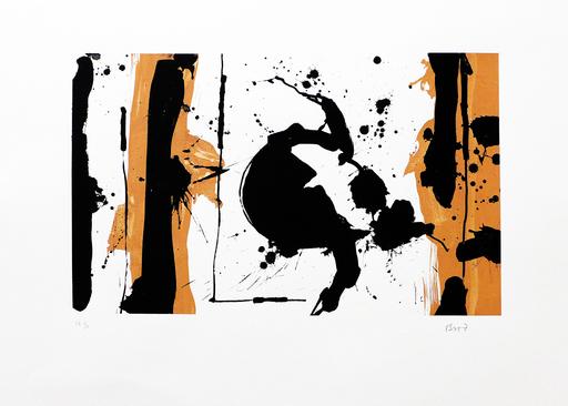 Jim BIRD - Estampe-Multiple - Sin Título