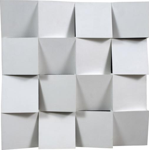 Jerzy GROCHOCKI - Skulptur Volumen - From-To