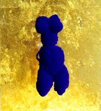 Yves KLEIN (1928-1962) - Petite Venus Bleue