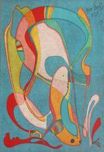 """Mikhail CHEMIAKIN - Print-Multiple - """"Moscow Commemorative Suite I"""""""