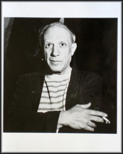 Robert CAPA - Fotografia - Portrait of Pablo Picasso