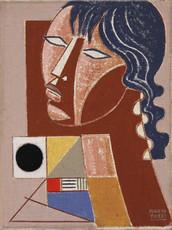 Mario TOZZI - Painting - La frangetta