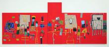 Mimmo PALADINO - Painting - Untitled