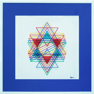 Yaacov AGAM, STAR OF DAVID