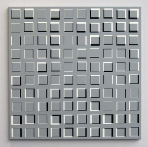 Véra MOLNAR - Gemälde - 200 carrés