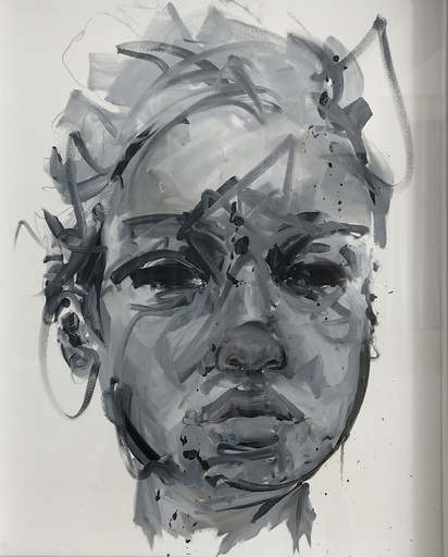 Philippe PASQUA - Painting - Philippe Pasqua Peitnure