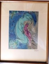 Marc CHAGALL (1887-1985) - quai aux fleurs