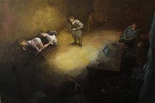 "Robert DRAGOT - Painting - "" 6080 K3101 """