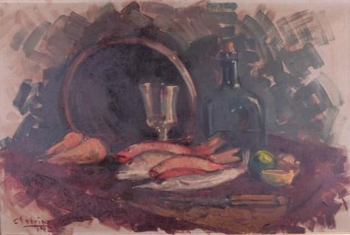 Carlos SOBRINO - Painting - No Title