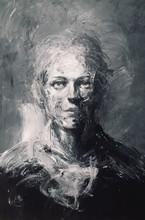 Benjamin CARBONNE - Peinture - Visage 8.2.9