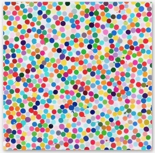 Damien HIRST - Estampe-Multiple - Camino Real H5