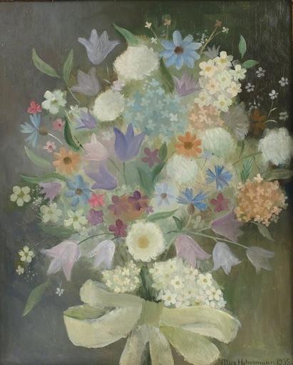 Alicja HOHERMANN - Painting - Flower Still Life
