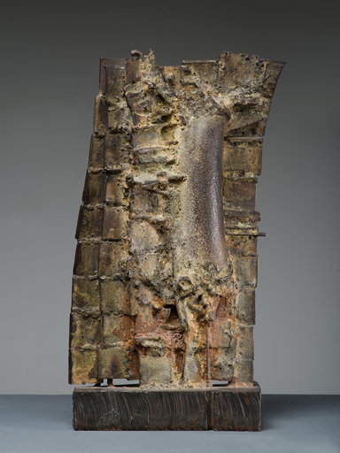 凯撒·巴达奇尼 - 雕塑 - Construction