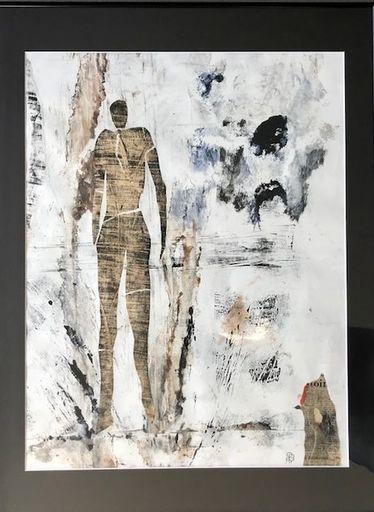 Aurélie LAFOURCADE - Dessin-Aquarelle - Passage