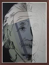 Andy WARHOL (1928-1987) - Albert Einstein