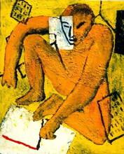 Jorge CABEZAS - Painting - pintor