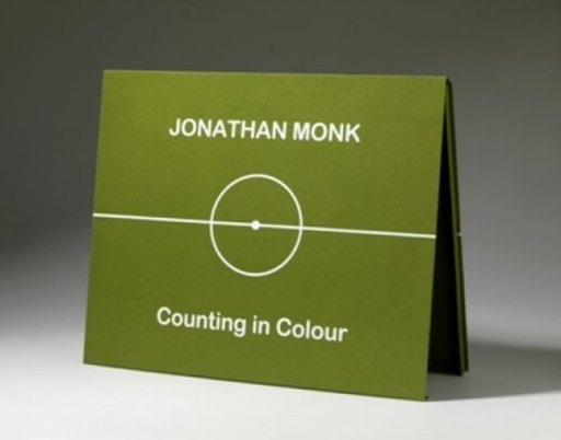 Jonathan MONK - Estampe-Multiple - COUNTING IN COLOUR