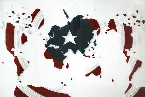 Paolo CERIBELLI - Scultura Volume - Captain America