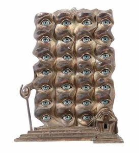 萨尔瓦多·达利 - 雕塑 - Surrealiste Eyes