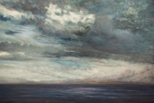 Franck BAILLEUL - Gemälde - Spleen Heureux