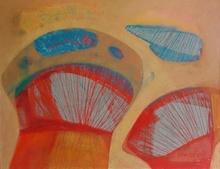 Dalvis UDRYS - Painting - xxx