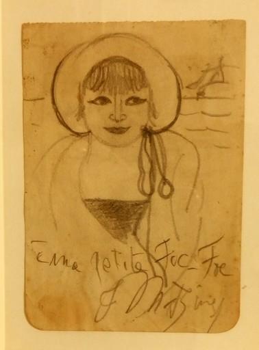 Jean METZINGER - Drawing-Watercolor