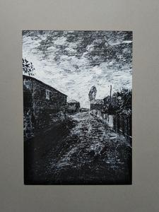 Ohanyan KAMSAR - Disegno Acquarello - Village
