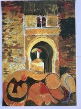 Miguel BERROCAL (1933-2006) - Granada - Alhambra