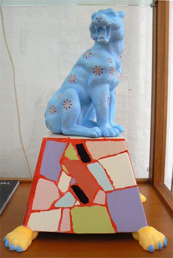 WAL - Skulptur Volumen - Tigre