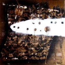 Mieke VAN INGEN - Painting - En pleine Terre