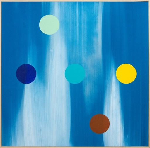 Milly RISTVEDT - Painting - Mott Composition