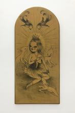 MISS VAN - Pintura - Virgen 4