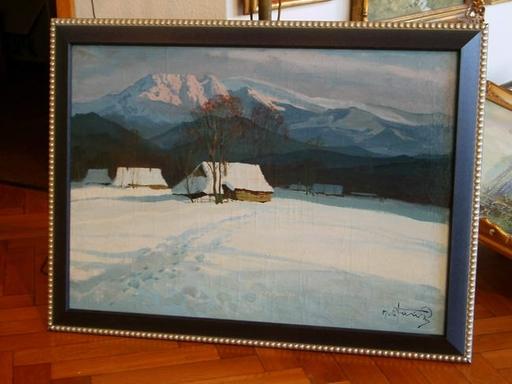 Milovan STANCIC - Peinture