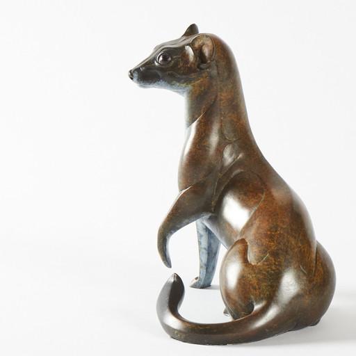 Chantal PORRAS - Sculpture-Volume - Hermine