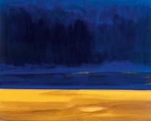 Bernd ZIMMER - Painting - Düne I