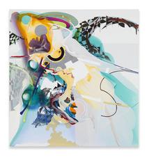 Stefan HIRSIG - Painting - Below the waterline I