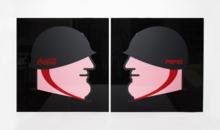 IABO - Painting - War Brand cicle (Coca Cola VS. Pepsi)