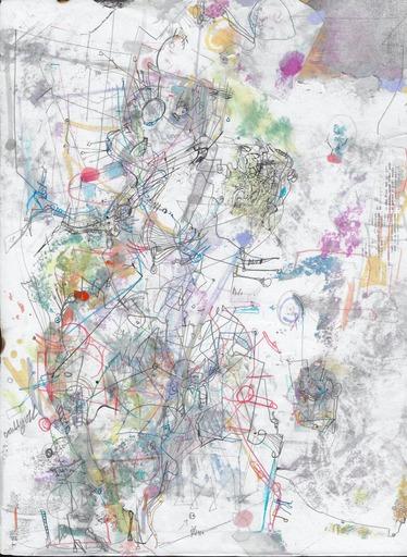 Michael ALAN - Painting - Snow Storm
