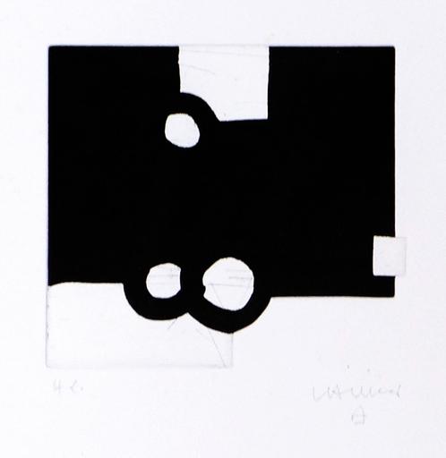 Eduardo CHILLIDA - Print-Multiple - Bikaina XIV