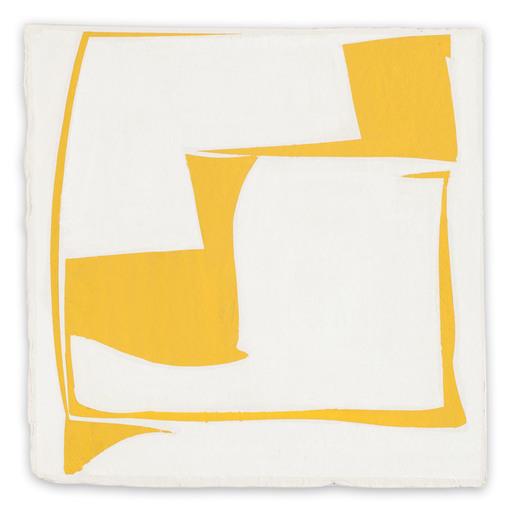 Joanne FREEMAN - Drawing-Watercolor - Covers 13 - Yellow