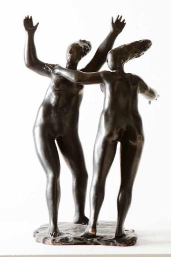 Arturo MARTINI - Sculpture-Volume - AMAZZONI SPAVENTATE