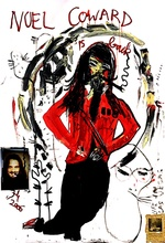 Jonathan MEESE - Peinture - Noel Coward is back VII