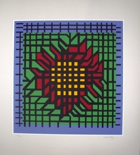 Victor VASARELY (1906-1997) - COMPOSITION