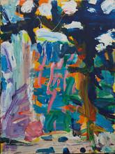 Alexander BABAK - Painting - Untitled